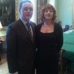 ACCC Meeting in the Mansion House Dublin with JP Feely Cavan Representitve