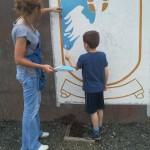 GAA Mural Painting
