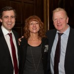 Mansion House Dublin, with Senator Mark Daly and Cllr Danny Owens, Offaly